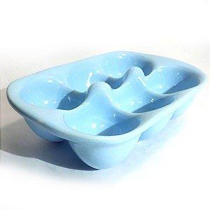 Porta Ovos em Cerâmica
