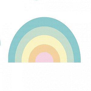 Tapete Playmat Vinílico Arco Íris - T.Design