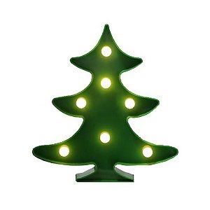 Luminária Árvore de Natal