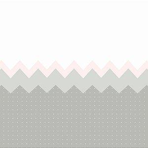 Papel de Parede Montanha Rosa - T.Design