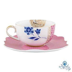 Xícara de Chá Royal Rosa - PiP Studio