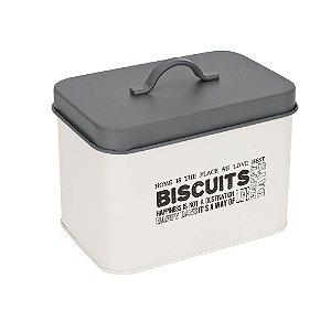 Pote Retangular Para Biscoito - Hauskraft