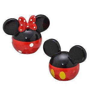 Saleiro e Pimenteiro Mickey e Minnie