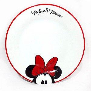 Prato de Sobremesa Minnie Mouse