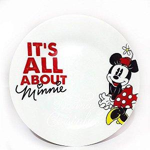 Prato de Sobremesa Minnie - It's All About