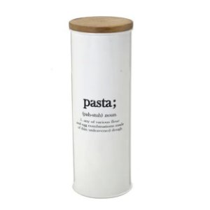 Lata Pasta - Tampa Em Madeira