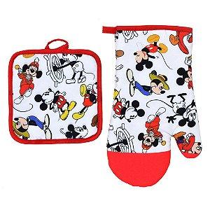 Luva e Pegador - Mickey