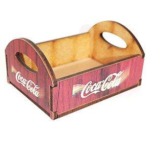 Porta Treco Coca Cola em MDF