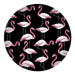 Prato de Jantar de Melamina - Flamingo