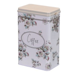 Lata com fecho - Coffee Collection