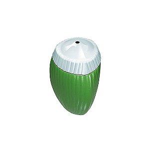 Paliteiro em Plástico Coco Verde