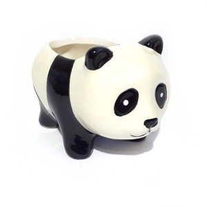 Cachepot Urso Panda