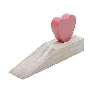 Calço para Porta Coração