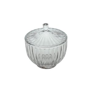 Pote de Vidro Royal Decor