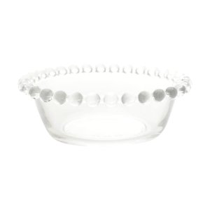 Bowl Decorativo Vidro Clear