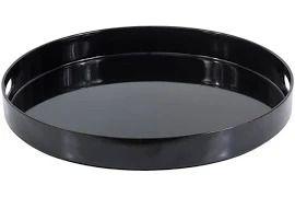 Bandeja Black Redonda 35cm
