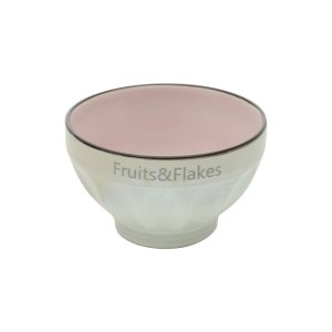 Bowl de Porcelana Allure Rosa