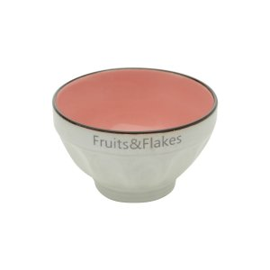 Bowl de Porcelana Allure Salmão Rose