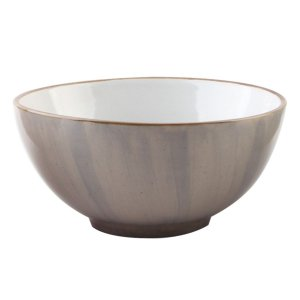 Bowl de Porcelana Creme Mescla Watercolor - Bom Gourmet