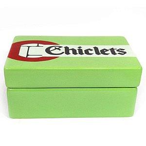 Caixa de Cerâmica Chiclete Adams