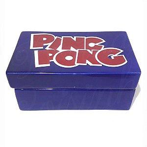 Caixa de Cerâmica Chiclete Ping Pong