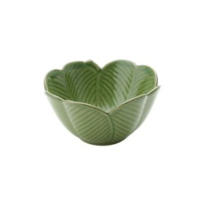 Petisqueira Banana Leaf Verde