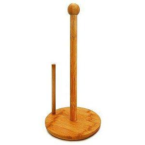 Porta Papel Toalha Bambu - Yoi