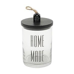 Pote Vidro Home Made