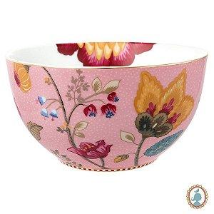 Tigela 15 Rosa - Floral Fantasy - Pip Studio