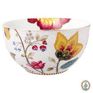 Tigela 15 Branco - Floral Fantasy - Pip Studio