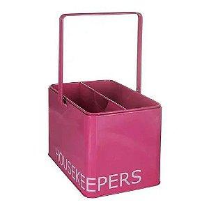 Porta Produtos de Limpeza Housekeeper