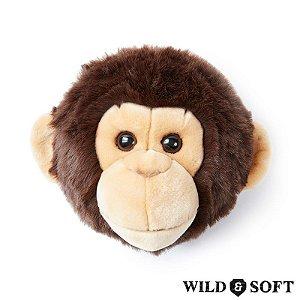 Cabeça Decorativa Macaco Wild & Soft ®