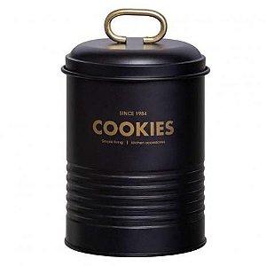 Lata Cookies Estilo Industrial - Yoi