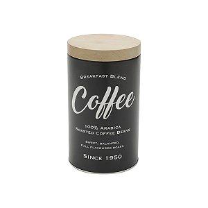 Latas Coffee Preta