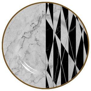 Prato Raso Marble Geométric