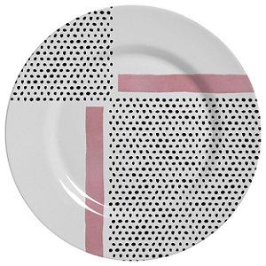 Prato Raso Geométric Design