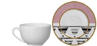 Xícara de Chá Geometric
