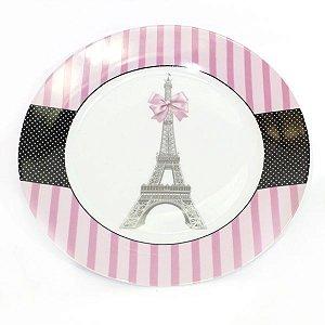 Prato de Sobremesa Amor Paris