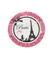 Prato para Sobremesa - Paris Mocinha