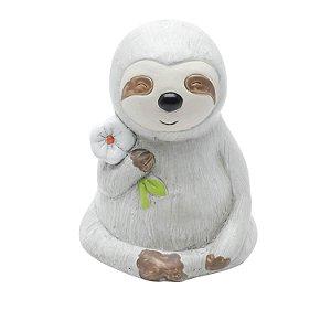 Cofre Bicho Preguiça Sloth Piggy
