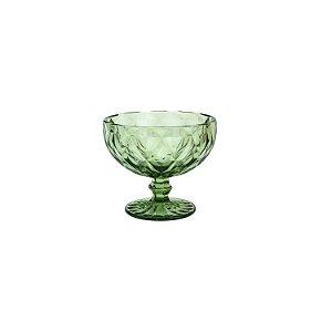 Jogo com 6 Taças Coupe Diamond Verde - Lyor
