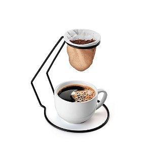 Coador de Café Individual Black Fast Coffee - Arthi