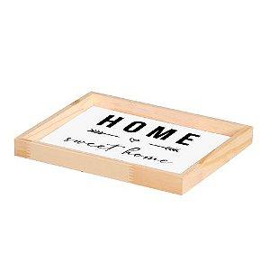 Bandeja Pinus Home Sweet Home