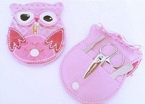 Kit para Manicure - Coruja