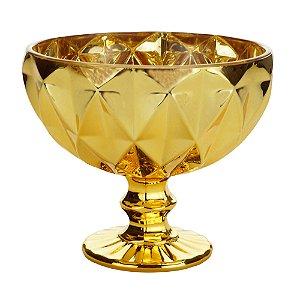 Jogo com 6 Taças Coupe Diamond Dourada - Lyor
