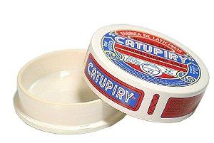 Pote em Cerâmica - Catupiry