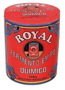 Pote de Cerâmica - Fermento Royal