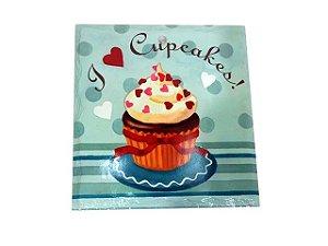 Descanso de Panela i Love Cupcake