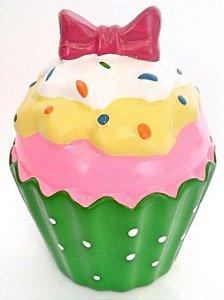 Cofre Cupcake Lacinho