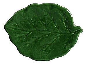 Prato de Cerâmica para Pão Leave Abóbora - Scalla